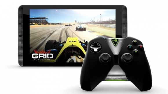 NVIDIA Shield K1 Tablet Yeniden Sahnede!
