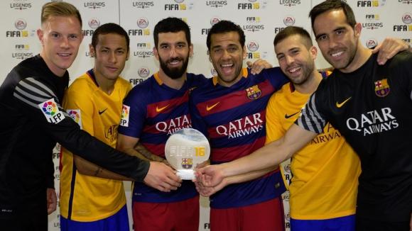 Arda ile Neymar'ın Takımı FIFA 16'da Kapıştı!