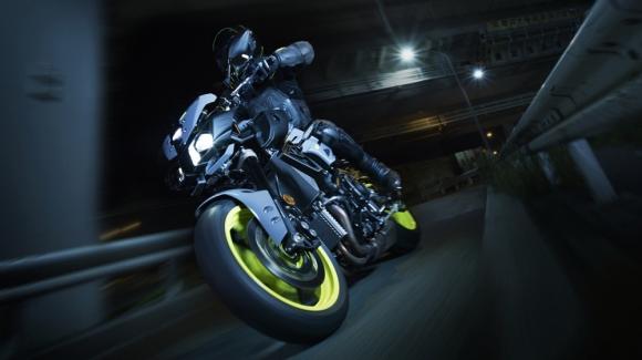 Yamaha MT-10 Tanıtıldı!