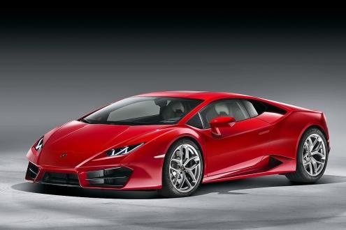 Lamborghini Yeni Aracını Tanıttı!