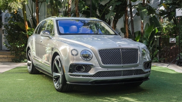 Bentley Bentayga First Edition Çıktı!
