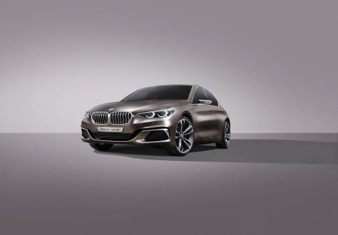 BMW Sedan Konsepti Göz Dolduruyor!