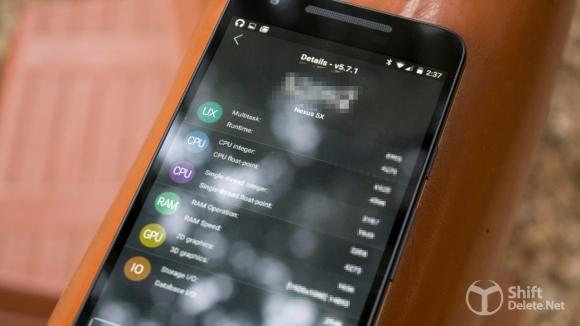 Nexus 5X Performans Testlerinde!
