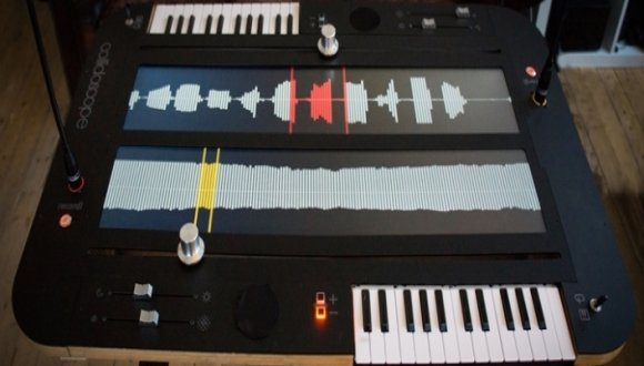 Yeni Nesil Müzik Enstrümanı: Collidoscope