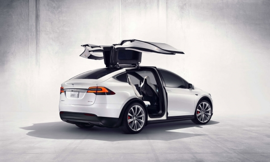 Tesla Model X Fiyatı Belli Oldu!