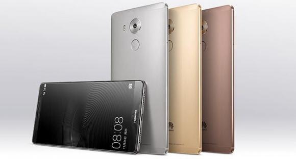 Huawei Mate 8 Görselleri Sızdı!