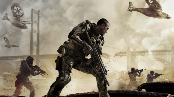 Advanced Warfare 2 Geliyor!