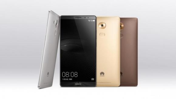 Huawei Mate 8 Tanıtıldı!