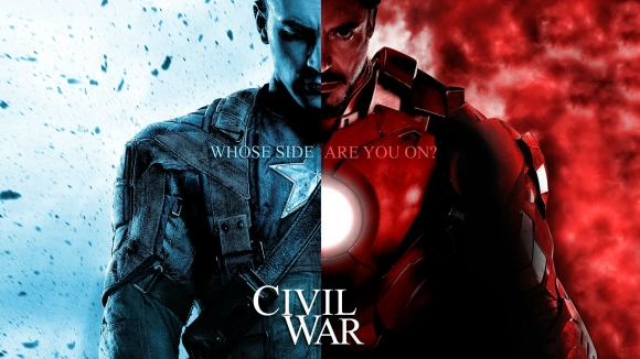 Captain America Civil War Fragmanı!
