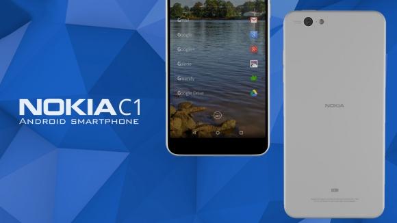 Android'li Nokia C1 Nasıl Olacak?