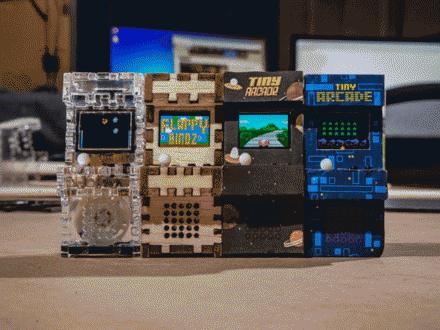 Mini Atari Salonu Oyun Kabinleri Geliyor!
