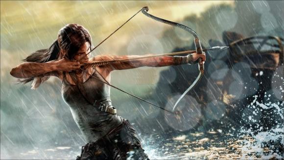 Aksiyon Dolu Tomb Raider Fragmanı