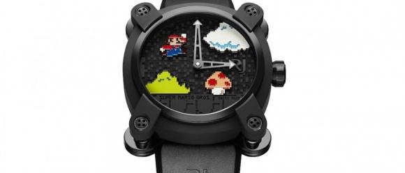 19 Bin Dolarlık Super Mario Saati!