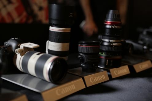 Canon, Türkiye için 4K Teknolojileri Tanıttı