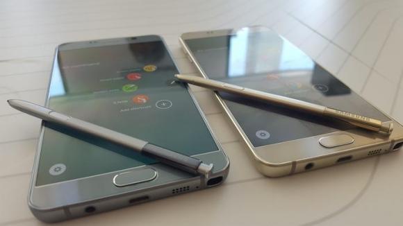 Galaxy Note 5 için Yeni Güncelleme