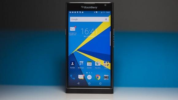 BlackBerry Priv Güncellendi!