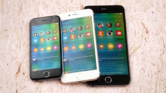 5 Farklı iPhone 7 Test Ediliyor!