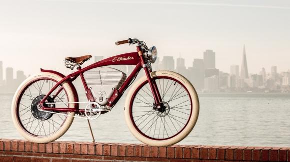 Vintage Electric Elektrikli Bisiklet Üretiyor!