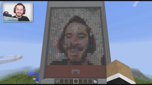 Minecraft ile Telefon Görüşmesi Yaptı!