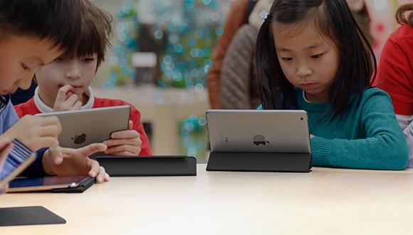 Apple Store'da Ücretsiz Kodlama Eğitimi
