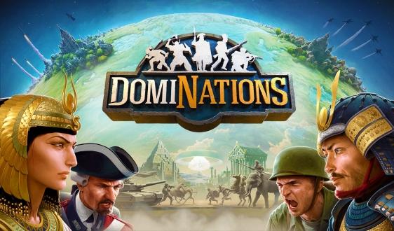 DomiNations için Dünya Savaşı Güncellemesi