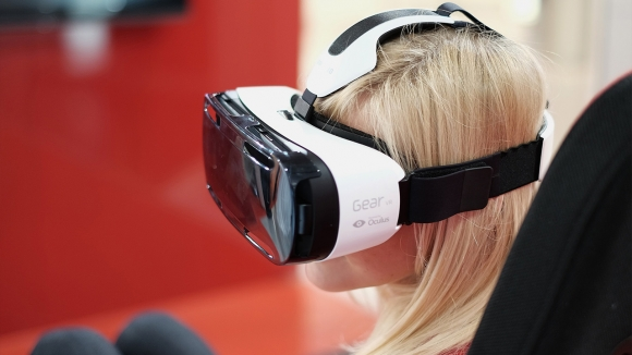 Gear VR için Tarayıcı Duyuruldu!