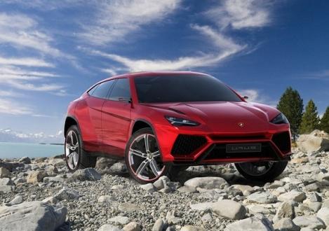 Lamborghini Tabularını Yıkıyor