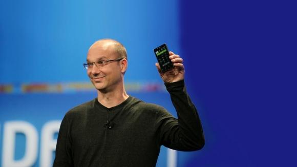 Android'in Kurucusu Telefon Üretecek!