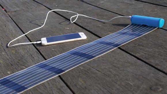 Güneş Enerjisi ile Telefon Şarj Edin!
