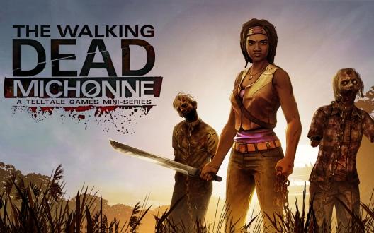 TWD: Michonne'dan İlk Video
