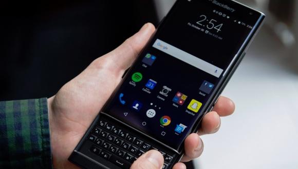 BlackBerry, Priv Satış Sayısını Açıklıyor!