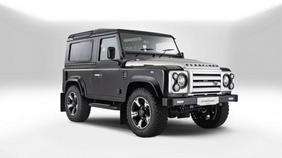 Land Rover Defender Yenilendi!