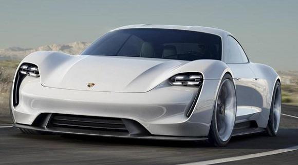 Elektrikli Porsche İddialı Geliyor!
