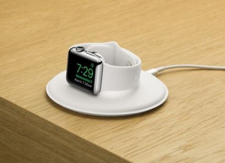 Apple Watch için Şarj Yastığı