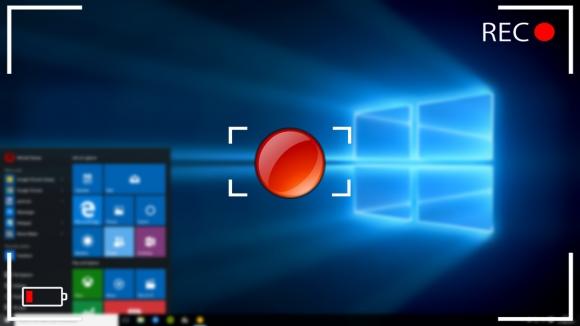 Windows 10, Ekran Videosu Çekme Özelliği!