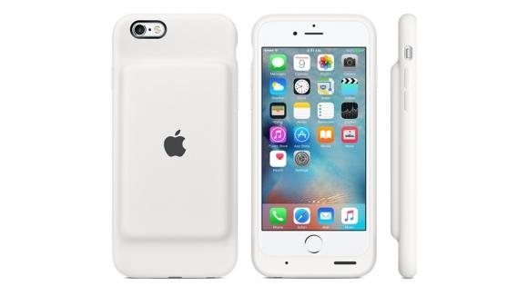 Apple'dan, iPhone 6s için Bataryalı Kılıf!