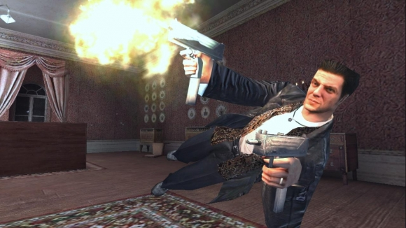 Max Payne PlayStation 4'e Geliyor!