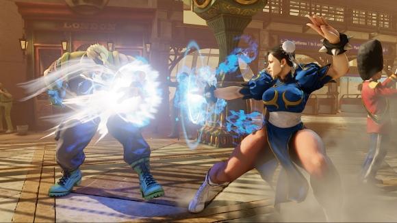 Street Fighter Dizi Oluyor!