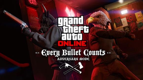 GTA Online'ın Yeni Modu Yayınlandı!