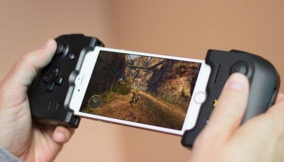 iPhone Kontrolcüsü Gamevice Satışa Sunuldu