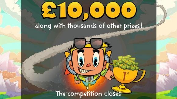 Oyunu Bitirene 10 Bin Pound Ödül!