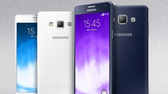 Samsung, Orta Seviyede Vites Artırıyor