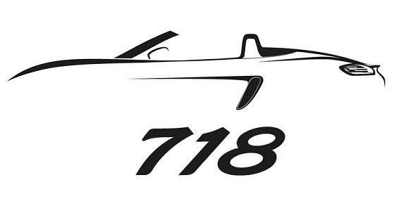Yeni Porsche Boxster ve Cayman Geliyor!