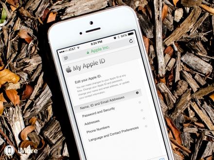 Apple ID Web Sayfası Yenilendi!