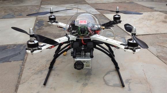 Drone Avcısı Polis Drone Geliyor