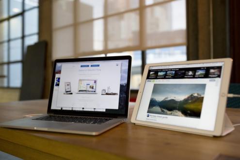 iPad Pro'yu İkinci Ekran Yapabilirsiniz!