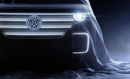 Elektrikli Volkswagen Microbus Ortaya Çıktı