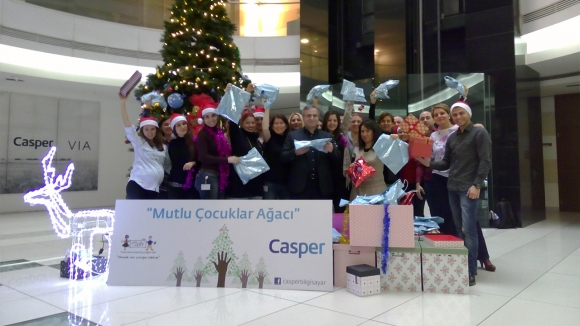 Casper'dan Yeni Sosyal Sorumluluk Projesi!