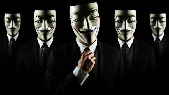Anonymous'tan Müslümanlara Destek!