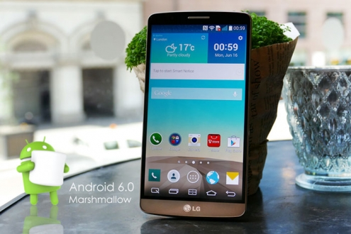 LG G3 için Android 6.0 Dağıtımı Başlıyor!